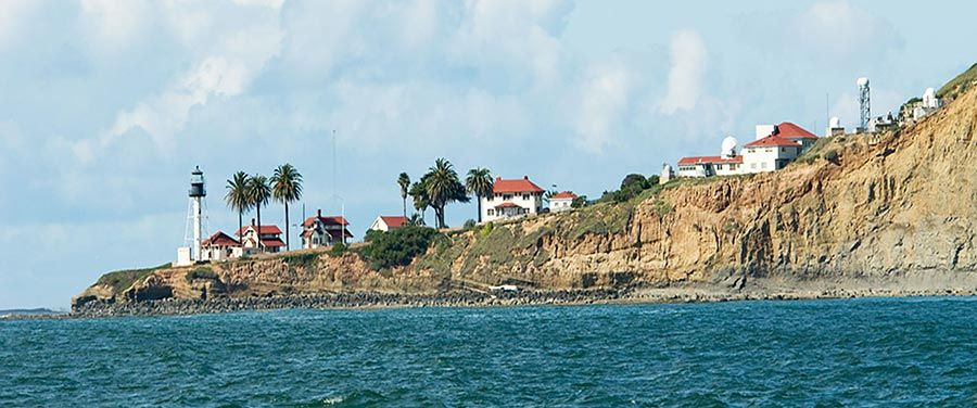 Point Loma - Entrance to San Diego Bay